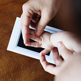Baby Touch DIY Ink Less Pad  Photo Frame - photo frame - Rebel Style Shop