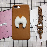 Corgi Butt Iphone Cases -  - Rebel Style Shop