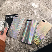 Holographic Phone Case for iPhone - Cell Phone Case - Rebel Style Shop