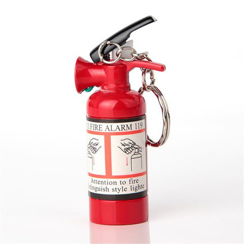Fire Extinguisher Funny Lighter - Funny Lighter - Rebel Style Shop