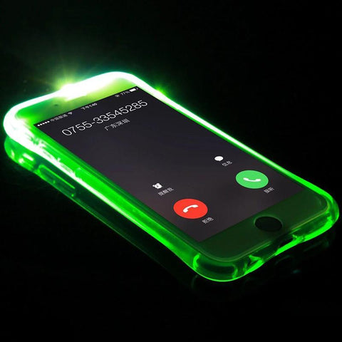 LED Flash Selfie Case For Apple iPhone
