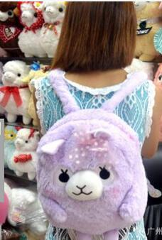 Cute Pastel Alpaca Bag - Bag - Rebel Style Shop