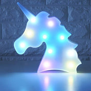 3D Unicorn LED Lamp - Unicorn Lamp - Rebel Style Shop