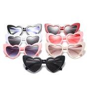 Retro Heart Sunnies - sunglasses - Rebel Style Shop