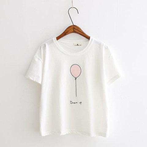 Dream Up T-Shirt - Cute T-Shirt - Rebel Style Shop