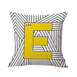 Decorative Modern Retro Throw Pillow Covers - throw pillow - Rebel Style Shop
