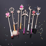 Sailor Moon Makeup Brush Set - Makeup Brushes - Rebel Style Shop