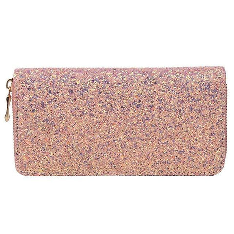 Stylish Glitter Wallet