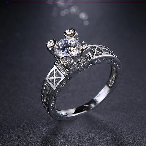 Eiffel Tower Ring -  - Rebel Style Shop