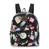 Floral Mini Backpack - Backpack - Rebel Style Shop