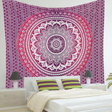 Mandala Wall Tapestry - Rebel Style Shop - 1