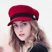 Fashion Cabby Hat - Cabby Hat - Rebel Style Shop