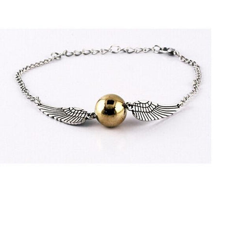 Golden Snitch Bracelet - Rebel Style Shop - 1