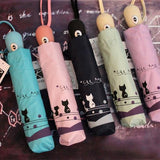 Kawaii Cat Umbrella - Rebel Style Shop - 1