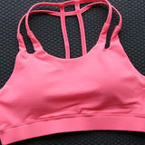 Teardrop Yoga Bra