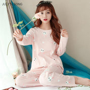 Kawaii Pink Pajama Set