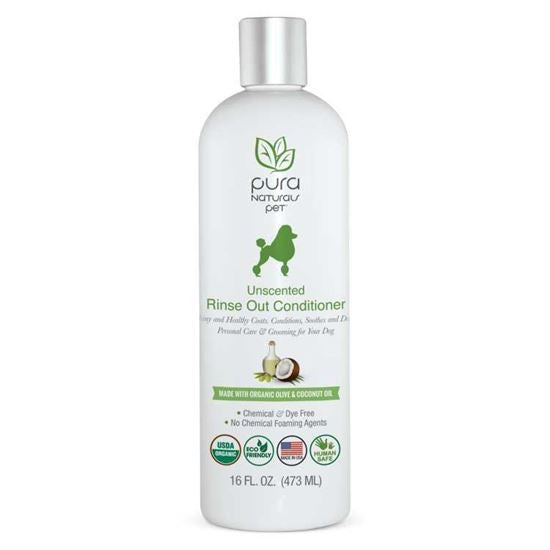 Pura Unscented Rinse Out Conditioner 16oz