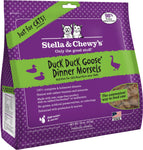 Stella & Chewy's Freeze Dried Duck Cat Dinners