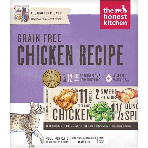 The Honest Kitchen Grain-Free Chicken Cat Food (Prowl)