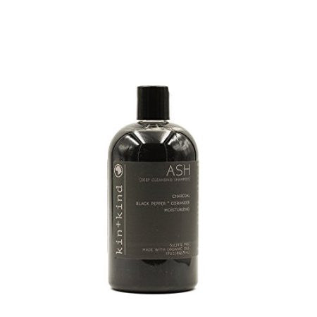 Kin + Kind Ash Deep Cleansing Shampoo
