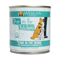 Weruva Dogs in the Kitchen 10oz Dog Cans