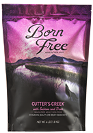 Born Free Cutters Creek Dog Food