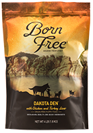 Born Free Dakota Den Puppy Food