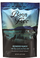 Born Free Redwood Ranch Dog Food