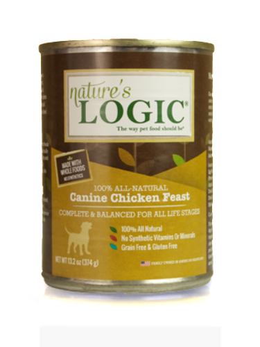 Nature's Logic Dog Food 13oz Cans