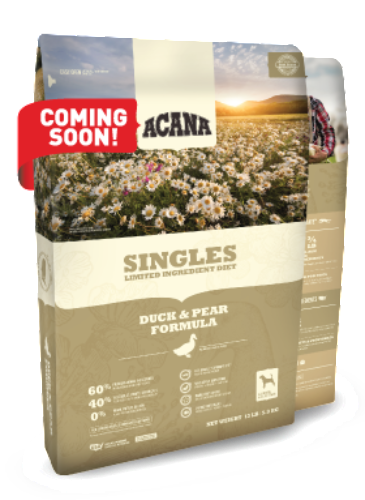 Acana Singles Duck & Pear Dog Food