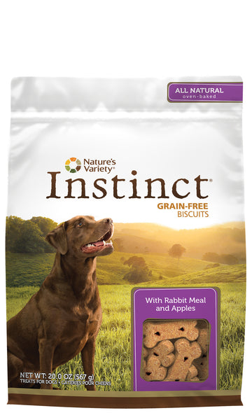 Natures Variety Instinct Biscuits