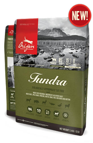 Orijen Tundra Cat Food
