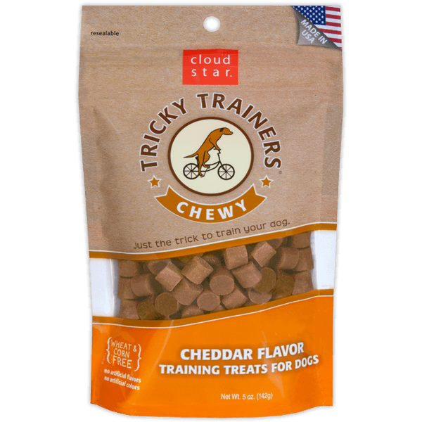 Cloud Star Chewy Tricky Trainer Treats
