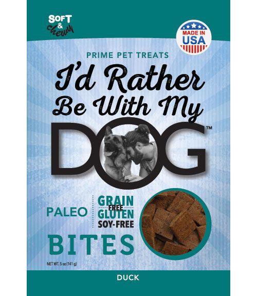 I'd Rather Be With My Dog 12oz Treats