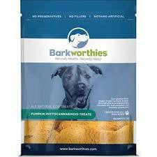 Barkworthies Pumpkin Dog Treats