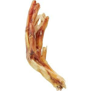 Brave Dry Roasted Duck Feet Treats