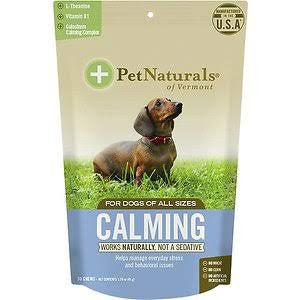 Calming for Dogs