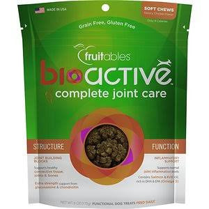 Fruitables Bioactive Joint Treats