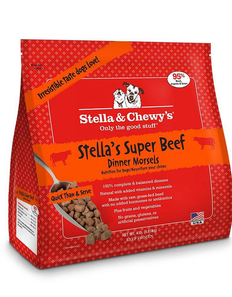 Stella & Chewy's Frozen Dinner Morsels