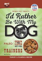 I'd Rather Be With My Dog 5oz Treats