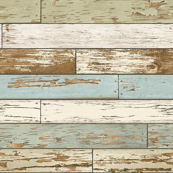 vintage wood peel and stick wallpaper