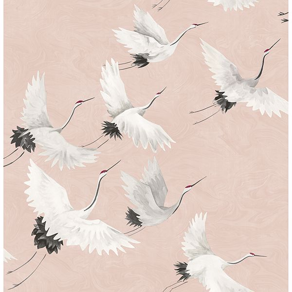 Windsong Bird Pink