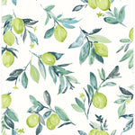 lemon and lime wallpaper