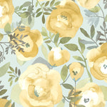 Orla Floral Yellow