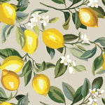 lemon peel and stick wallpaper