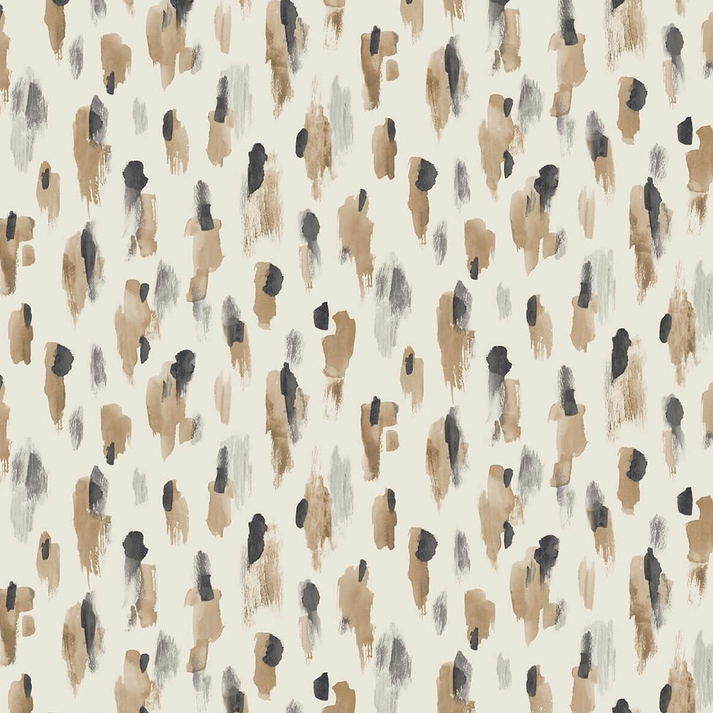 abstract leopard print wallpaper