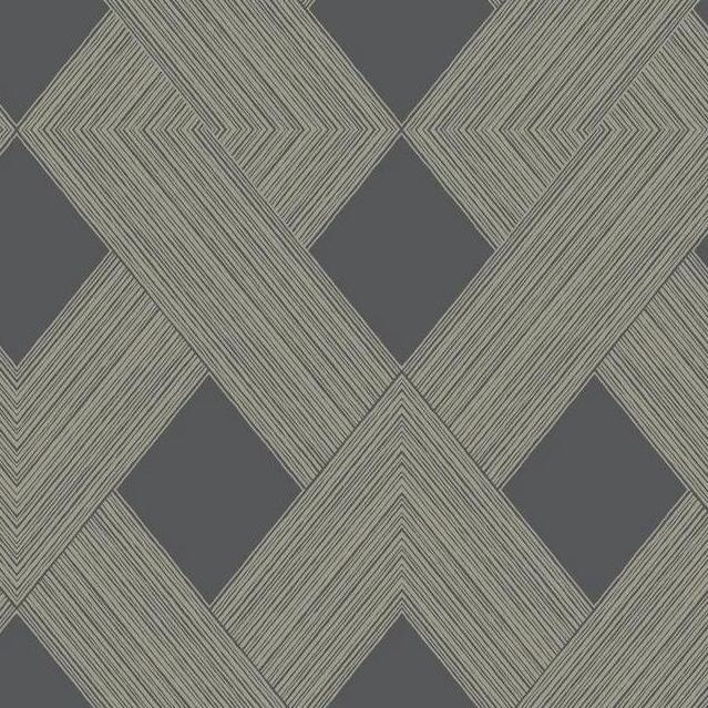 charcoal geometric wallpaper