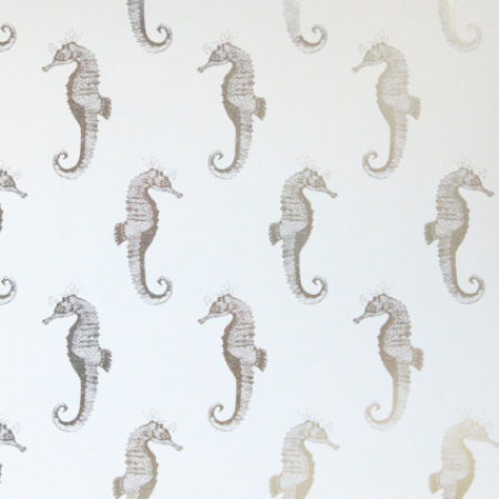 fancy seahorse wallpaper