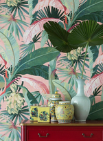 classic tropical wallpaper