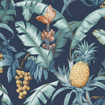 Golden Pineapple Navy